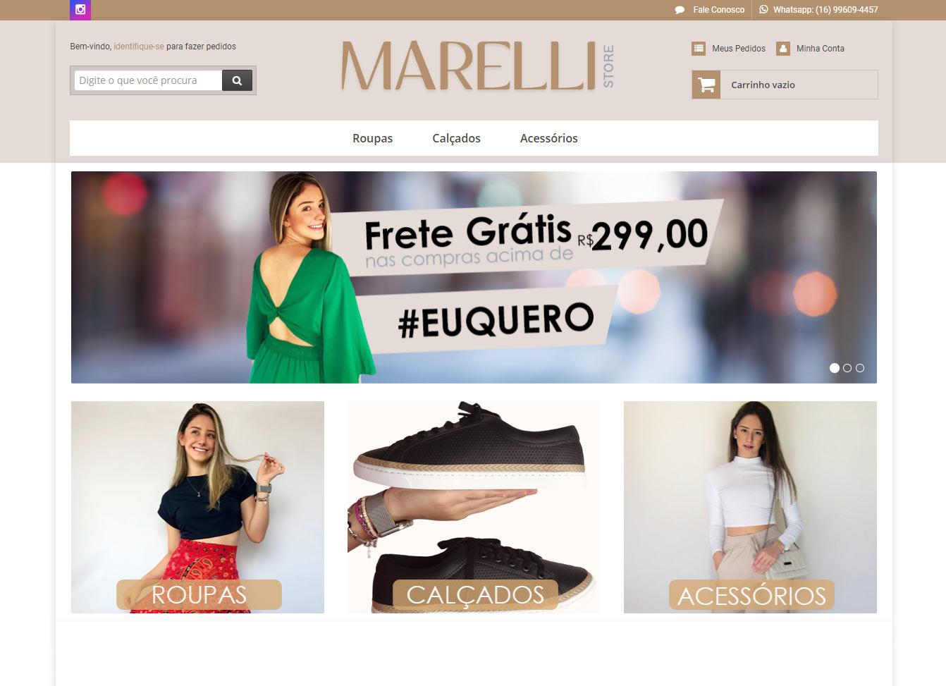 Marelli Store